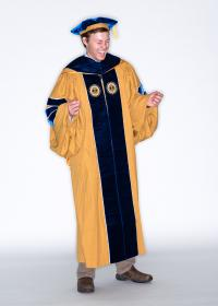 Georgia Tech Doctoral Regalia