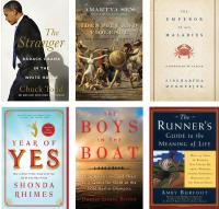2016 Faculty/Staff Holiday Reading Recommendations
